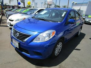 2012 Nissan Versa SV Carfax Report - No Accidents  Damage Reported to CARFAX  Blue Onyx Metall
