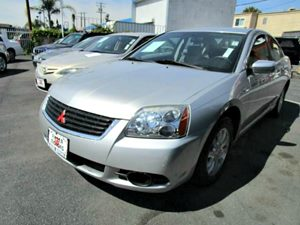 2009 Mitsubishi Galant ES Carfax Report 2-Speed Variable Intermittent Windshield Wipers 6-Way Ad