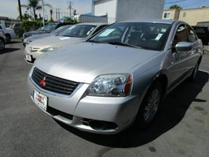 2009 Mitsubishi Galant ES Carfax Report  Quicksilver Pearl  Purchase any vehicle and receive a