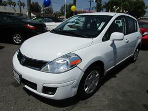 2012 Nissan Versa S Carfax 1-Owner - No Accidents  Damage Reported to CARFAX  Fresh Powder  P