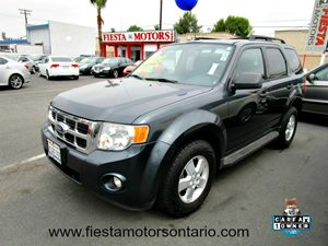 2009 Ford Escape XLT Carfax 1-Owner - No Accidents  Damage Reported to CARFAX  Black  Our One