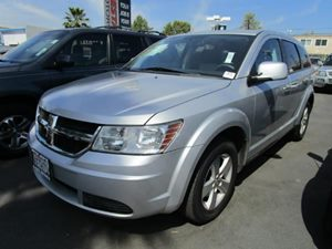2009 Dodge Journey SXT Carfax Report - No Accidents  Damage Reported to CARFAX  Bright Silver