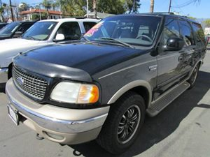 2002 Ford Expedition Eddie Bauer Carfax Report - No Accidents  Damage Reported to CARFAX  Blac