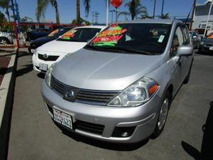 2009 Nissan Versa 18 S Carfax Report - No Accidents  Damage Reported to CARFAX  Brilliant Sil