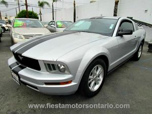 2005 Ford Mustang Deluxe Carfax Report - No Accidents  Damage Reported to CARFAX Air Conditionin