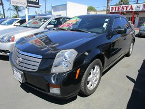 2005 Cadillac CTS  Carfax Report - No Accidents  Damage Reported to CARFAX  Black Raven  Purc