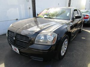 2006 Dodge Magnum  Carfax Report - No Accidents  Damage Reported to CARFAX  Brilliant Black Cry
