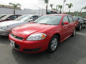 2011 Chevrolet Impala LT Fleet Carfax 1-Owner - No Accidents  Damage Reported to CARFAX  Red J