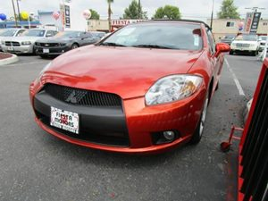 2010 Mitsubishi Eclipse GS Carfax Report - No Accidents  Damage Reported to CARFAX  Sunset Pea