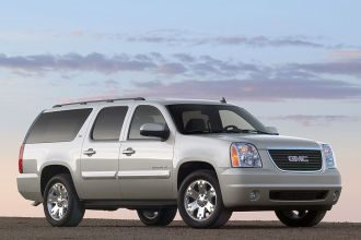 2007 GMC Yukon XL SLE Carfax Report - No Accidents  Damage Reported to CARFAX  Summit White  W