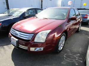 2006 Ford Fusion SEL Carfax Report - No Accidents  Damage Reported to CARFAX 2 12V Pwr Points