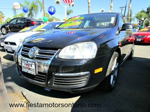 2007 Volkswagen Jetta Sedan Wolfsburg Edition Carfax Report - No Accidents  Damage Reported to CA