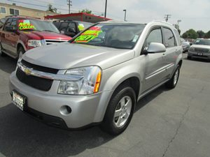 2008 Chevrolet Equinox LT Carfax Report - No Accidents  Damage Reported to CARFAX  Silverstone