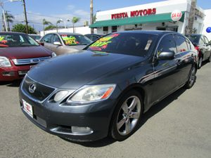 2006 Lexus GS 430  Carfax Report - No Accidents  Damage Reported to CARFAX  Cypress Pearl Meta