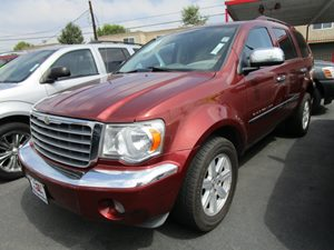 2007 Chrysler Aspen Limited Carfax Report - No Accidents  Damage Reported to CARFAX  Cognac Cr