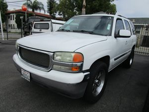 2003 GMC Yukon SLE Carfax Report - No Accidents  Damage Reported to CARFAX  Summit White  Purc