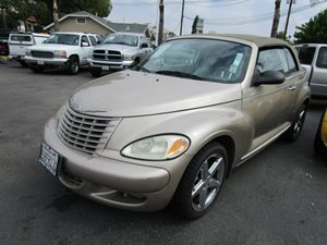 2005 Chrysler PT Cruiser GT Carfax 1-Owner - No Accidents  Damage Reported to CARFAX Air Conditi