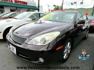 2005 Lexus ES 330  Carfax 1-Owner - No Accidents  Damage Reported to CARFAX Cruise Control Dual
