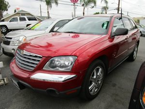 2006 Chrysler Pacifica Touring Carfax Report - No Accidents  Damage Reported to CARFAX 3Rd Row A