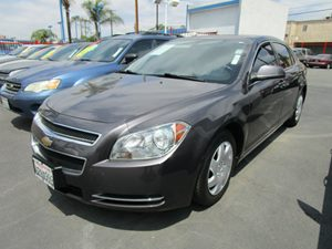 2011 Chevrolet Malibu LT w2LT Carfax 1-Owner - No Accidents  Damage Reported to CARFAX Sunroof