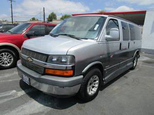 2005 Chevrolet Express Van Conversion Explorer Van Co Carfax Report - No Accidents  Damage Report