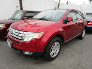 2008 Ford Edge SEL Carfax Report - No Accidents  Damage Reported to CARFAX Panoramic Vista Roof