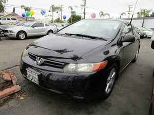 2007 Honda Civic Cpe EX Carfax 1-Owner - No Accidents  Damage Reported to CARFAX 17 Hfp-R7 All