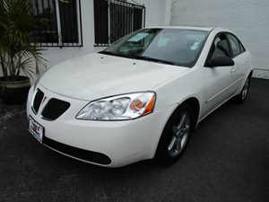 2007 Pontiac G6 G6 Carfax Report - No Accidents  Damage Reported to CARFAX Sport Package 6 Cyl