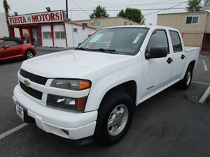 2004 Chevrolet Colorado 1SB LS Z85 Carfax 1-Owner - No Accidents  Damage Reported to CARFAX Air