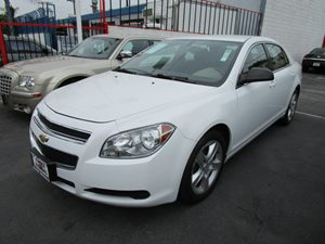 2012 Chevrolet Malibu LS w1FL Carfax Report - No Accidents  Damage Reported to CARFAX 4 Cylinde