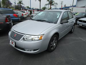 2005 Saturn Ion ION 3 Carfax Report - No Accidents  Damage Reported to CARFAX Pwr Sunroof Rear