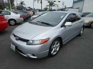 2007 Honda Civic Cpe EX Carfax Report - No Accidents  Damage Reported to CARFAX 16 Alloy Wheel