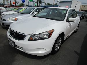 2010 Honda Accord Sdn LX-P Carfax 1-Owner - No Accidents  Damage Reported to CARFAX Cruise Contro