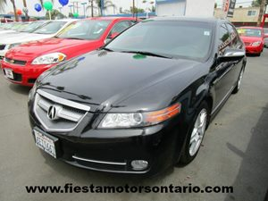 2008 Acura TL  Carfax Report - No Accidents  Damage Reported to CARFAX 5-Speed Automatic Alumin