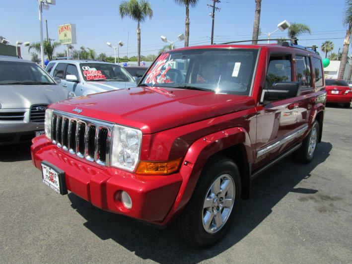 2006 jeep commander maintenance schedule