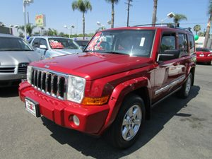 2006 Jeep Commander Limited Carfax Report - No Accidents  Damage Reported to CARFAX Adjustable R
