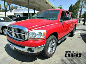 2006 Dodge Ram 1500 SLT Carfax Report - No Accidents  Damage Reported to CARFAX Audio  AmFm St
