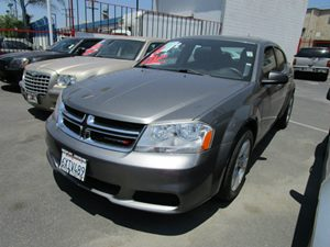 2012 Dodge Avenger SE Carfax Report - No Accidents  Damage Reported to CARFAX Adjustable Steerin