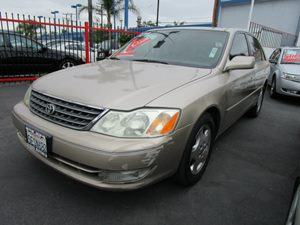 2004 Toyota Avalon XL Carfax Report - No Accidents  Damage Reported to CARFAX Option Pkg 3 Opti