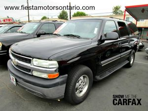 2003 Chevrolet Suburban LS Carfax Report - No Accidents  Damage Reported to CARFAX Aluminum Whee