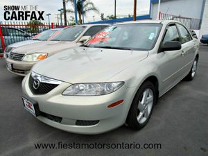 2004 Mazda Mazda6 i Carfax Report - No Accidents  Damage Reported to CARFAX 6040 Split Fold-Dow