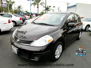 2012 Nissan Versa S Carfax 1-Owner - No Accidents  Damage Reported to CARFAX  Auxiliary Audio I