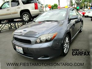 2008 Scion tC Spec Carfax Report - No Accidents  Damage Reported to CARFAX Adjustable Steering W