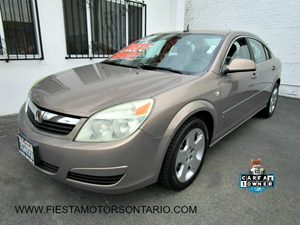 2007 Saturn Aura XE Carfax 1-Owner - No Accidents  Damage Reported to CARFAX 2-Way Pwr Driver Se