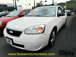 2007 Chevrolet Malibu LS w2FL Carfax Report - No Accidents  Damage Reported to CARFAX Cruise Co