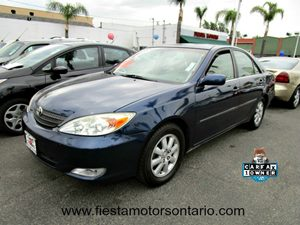 2003 Toyota Camry LE Carfax 1-Owner 16 Aluminum Wheels Heated Seats Jbl Premium 3-In-1 Combo