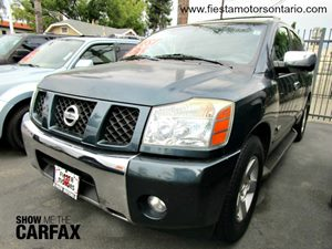 2006 Nissan Armada SE Carfax Report - No Accidents  Damage Reported to CARFAX  Cruise Control