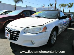 2004 Chrysler Sebring LXi Carfax Report - No Accidents  Damage Reported to CARFAX Electronic Am