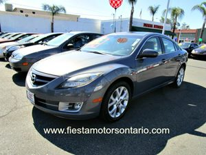 2009 Mazda Mazda6 s Touring Carfax Report - No Accidents  Damage Reported to CARFAX  Adjustable