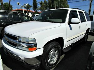 2005 Chevrolet Tahoe LT Carfax Report - No Accidents  Damage Reported to CARFAX 3Rd Row Seat Al